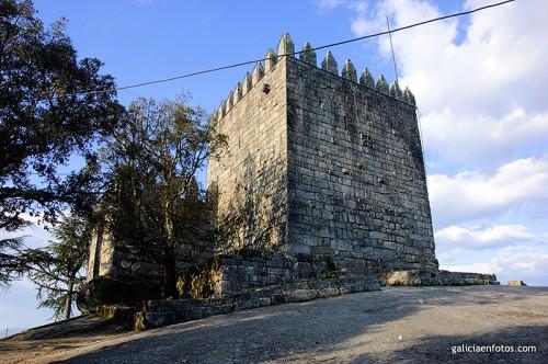 Castillo de Lanhoso