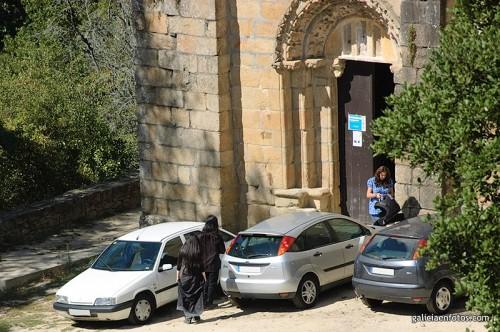 Góticas por el monasterio