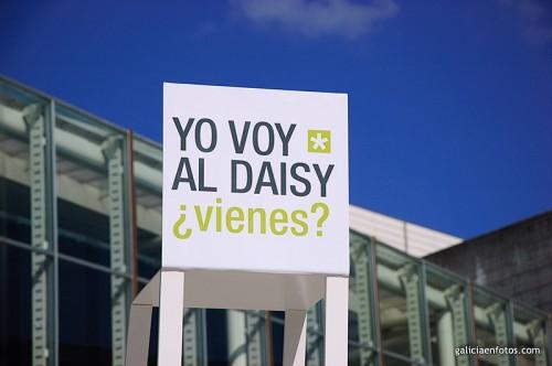 Yo voy al Daisy