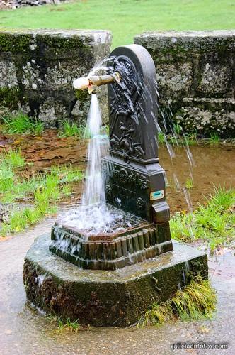 Agua, mucha agua