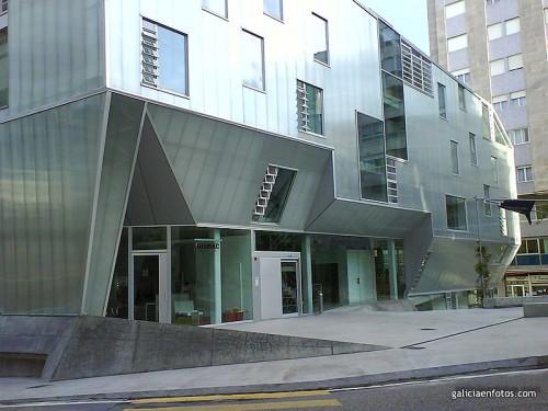 Sede del Colegio de Arquitectos de Vigo