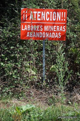 Labores mineras abandonadas