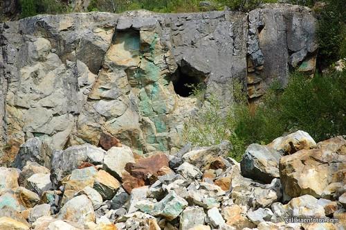 Agujero de la mina