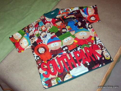 Camiseta de South Park
