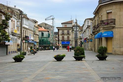 Calles de Verín