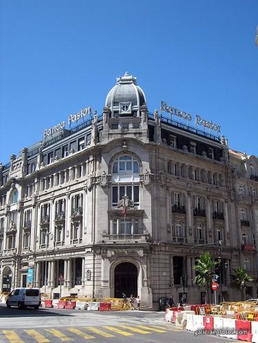Banco Pastor en Vigo