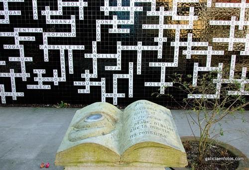 Mosaico de palabras