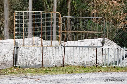 Puerta somier