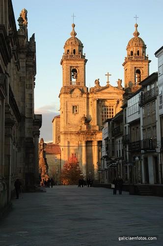 Iglesia en Santiago