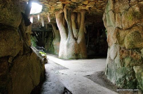 Cuevas del pasatiempo