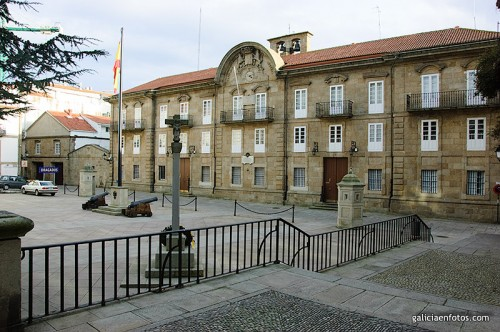 Comandancia de Marina de Coruña