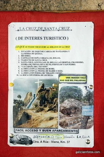 Cartel de la Santa Cruz
