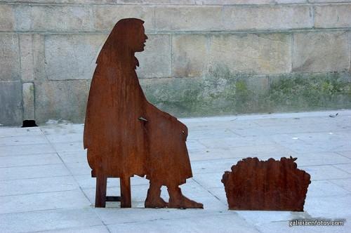 Estatua oxidada