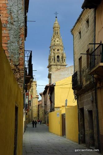 Iglesia en Santo Domingo de la Calzada