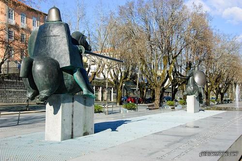 Fuente en Arcos de Valdevez