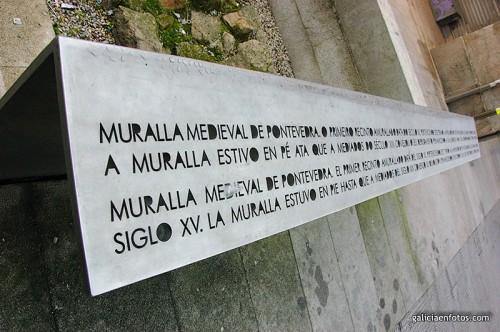 Murallas de Pontevedra